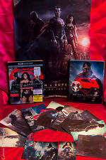 Batman V Superman 3D Lenticular Extreme Collector's Edition Steelbook