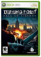 Xbox 360 - Turning Point Fall of Liberty **New & Sealed** Official UK Stock