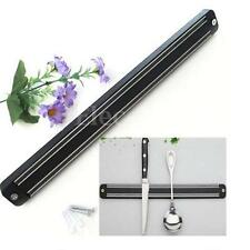 """13"""" Magnetic Knife Holder Wall Mounted Storage Utensil Chef Rack Kitchen Tool"""