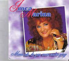 Imca Marina-Maar Als De Zon Weer Onder Ging cd single