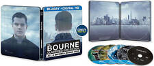 The Bourne Classified Collection (Blu-ray Disc, 5-Disc Set) sale Jason Mat Damon