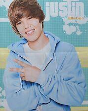 JUSTIN BIEBER - A2 Poster (XL - 42 x 55 cm) - Clippings Fan Sammlung NEU