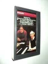 BERLINER PHILHARMONIKER CLAUDIO ABBADO DCC BRAHMS PIANO CONCERTO 1 BRENDEL