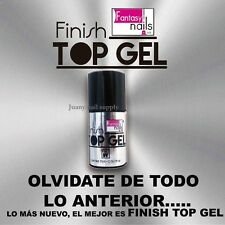 Fantasy Nails products  finish Top Gel *NEW*