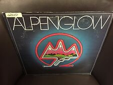 ALPENGLOW S/T self-titled vinyl LP EX 1977 House Top