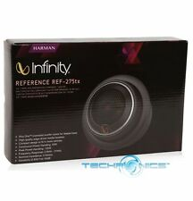 "INFINITY 275TX 135W 3/4"" REFERENCE SERIES EDGE-DRIVEN TEXTILE CAR TWEETERS"