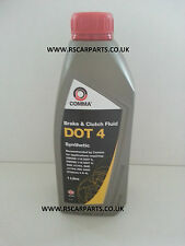 dot4 COMMA - Dot 4 Synthetic Brake And Clutch Fluid 1 Litre - BF41L
