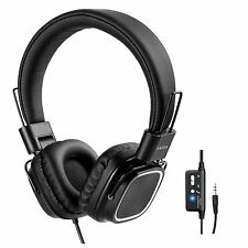 JAZZA ANC-J3 18db Active noise canceling headphones Foldable Headset with Mic