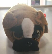 TY BEANIE BOOS TEENY TYS DIGGS BOXER DOG