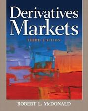 New-Derivatives Markets by Robert L. McDonald-3 ed-International Edition