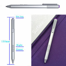 New Wireless Bluetooth Pen Stylus Silver for Microsoft Surface 3 & Surface Pro 3