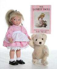 40th Anniversary EDITH THE LONELY DOLL BOX SET- Doll, Bear & MINI Book - NEW!