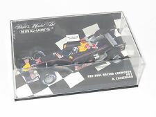 1/43 Red Bull Racing Cosworth  RB1    Season 2005  D.Coulthard