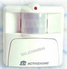 X10 MS16A-W WHITE Active Eye Motion Sensor (Enhanced MS14A) Back in Stock