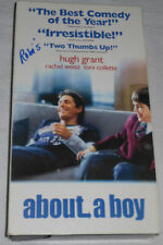 About a Boy (VHS, 2003, PG-13, Comedy) Hugh Grant, Rachel Weisz, Toni Collette