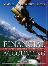Financial Accounting: Tools for Business Decision Making Kimmel, Paul D., Weyga