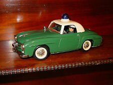 Original Schuco Electro Razzia Car 5509 Western Germany