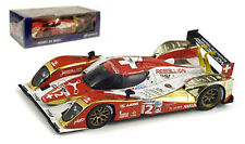 Spark S2527 Lola B 10/60 'Rebellion Racing' #12 6th Le Mans 2011 - 1/43 Scale