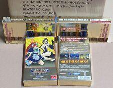 Unholy Night The Darkness Hunter Super Famicom Japan New QUALITY UK SameDay Ship