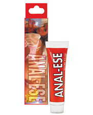 Original Anal-Ese Cream .5oz Anal Play For Him & Her Desensitizing Sex Cream