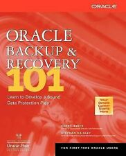 Oracle Backup & Recovery 101-ExLibrary