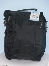 A Super Lightweight Hand Luggage Laptop Work Man Bag With Padded Area.