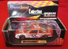 NASCAR Race Image 1:43 Hut Stricklin #8 Circuit City Die-Cast Model w/ Case NEW