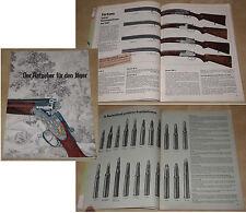 Katalog 1965 DER RATGEBER FÜR DEN JÄGER Waffen-Frankonia Würzburg