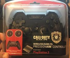 Limited Edition Ps3 PlayStation 3 Call Of Duty Black Ops wired Controller New