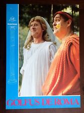 FUNNY THING HAPPENED ON THE WAY TO THE FORUM Lobby Card ZERO MOSTEL JACK GIFFORD