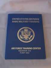 United States Air Force Training Center Squadron 3702 Flight 0823 With Signature