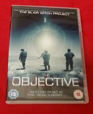 The Objective - Region 2 - Very Good Condition - DVD - Tested