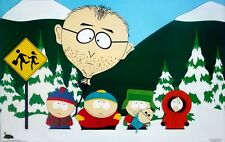 SOUTH PARK - Poster - Schnee - C