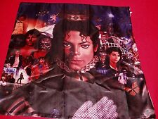 "Michael Jackson ""Michael"" CD Cover Pillow Case 15.5"" by 15.5"" New"