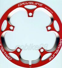 gobike88 Driveline red chainring guard 52T, BCD 130mm, 120g, special offer, 346