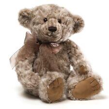 "GUND - Talbert the Stuffed Grey Teddy Bear - 17"" -  BRAND NEW - #4040220 - SALE!"