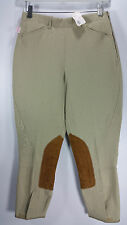 NEW TAILORED SPORTSMAN Breeches Jodhpurs #3941 Girls 18R New Tan Royal Hunter