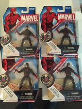 #8 Marvel Universe Series 1 DAREDEVIL Variant Figure MIP 2009 Wave #008 3.75