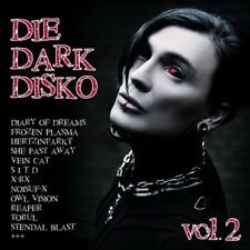 DIE DARK DISKO Vol. 2 - CD (Diary of Dreams, Frozen Plasma, SITD, Noisuf-X, ...)