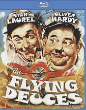 Laurel & Hardy: The Flying Deuces [Blu-ray], New DVDs