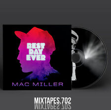 Mac Miller - Best Day Ever Mixtape (Full Artwork CD Art/Front Cover/Back Cover)