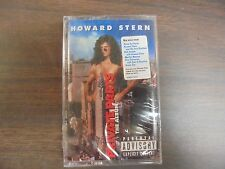 "NEW SEALED ""Howard Stern Private Parts"" The Album Cassette  Tape (G)"