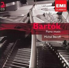 Bartok: Piano Music - Michel Beroff, New Music
