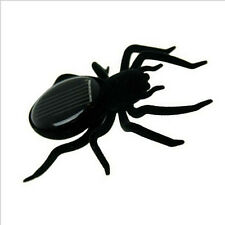 Solar Power toys Robot Insect Spider Children's educational toy Kids Gifts Trick