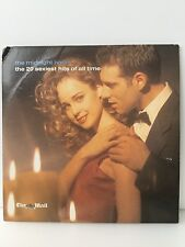 THE MIDNIGHT HOUR THE 20 SEXIEST HITS OF ALL TIME - ROMANCE -DAILY MAIL PROMO CD