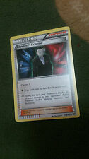Giovanni's Scheme Pokemon Card UNCOMMON Trainer [BREAKTHROUGH]