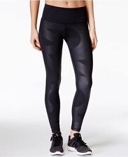 ADIDAS HIGH RISE Long TIGHTS TYPO AJ5056~Womens Pants Size L-M  NWT