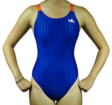 YINGFA Women Endurance Racing Competition Aqua-Blade Splice Swimsuit Size 34 XL