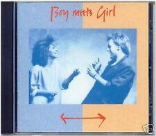 BOY MEETS GIRL Self-Titled BRAND NEW CD Oh Girl 1985 Touch In Your Eyes