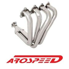 STAINLESS STEEL 4-1 TYPE-R STYLE DRAG HEADER FOR 94-97 HONDA DEL SOL B16A2